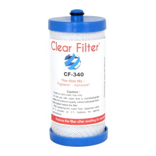 Filtre Clear Filter® PureSource WF1CB CF-340 compatible Frigidaire®